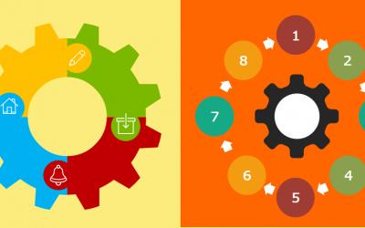 Diagramas para Infografías y Presentaciones. [Guía Fácil de Aplicar]
