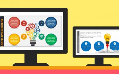Diseño de Infografías: Trucos Efectivos con Ejemplos de Plantillas