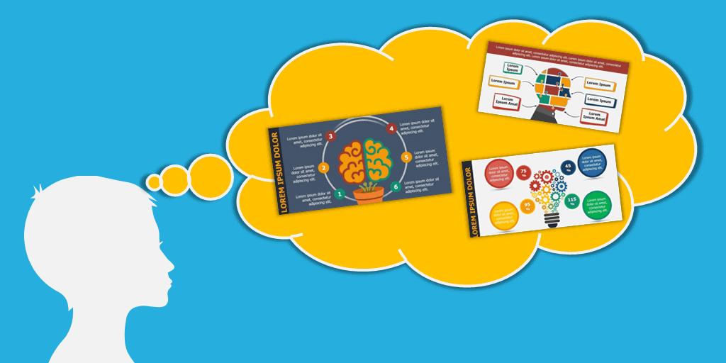 Ideas para crear infografías con ejemplos plantillas ppt
