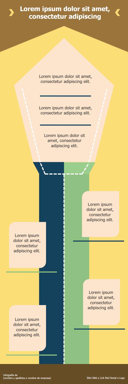 Ideas para crear infografías explicativas starpup