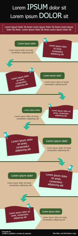 Ideas para crear infografías de preguntas y respuestas