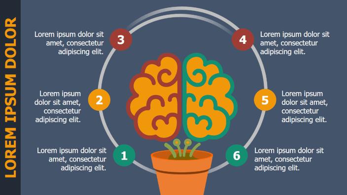 Infografías Ejemplos de Plantillas Creativas para presentar ideas novedosas