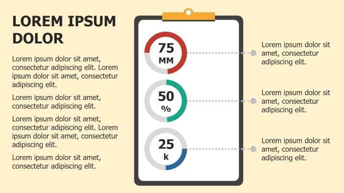 Infografías para presentar datos