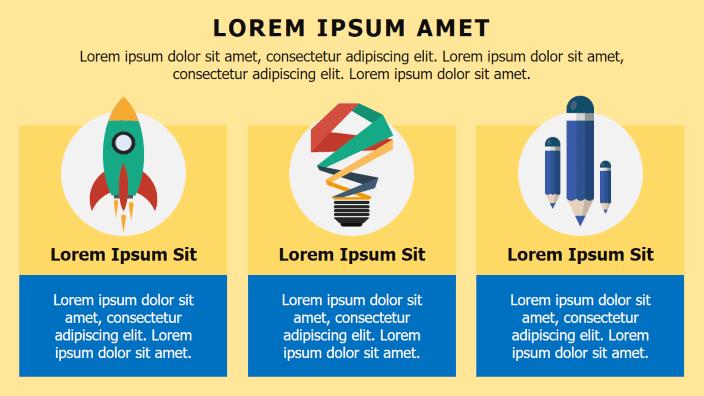 Ideas infográficas para mostrar ideas y propuestas